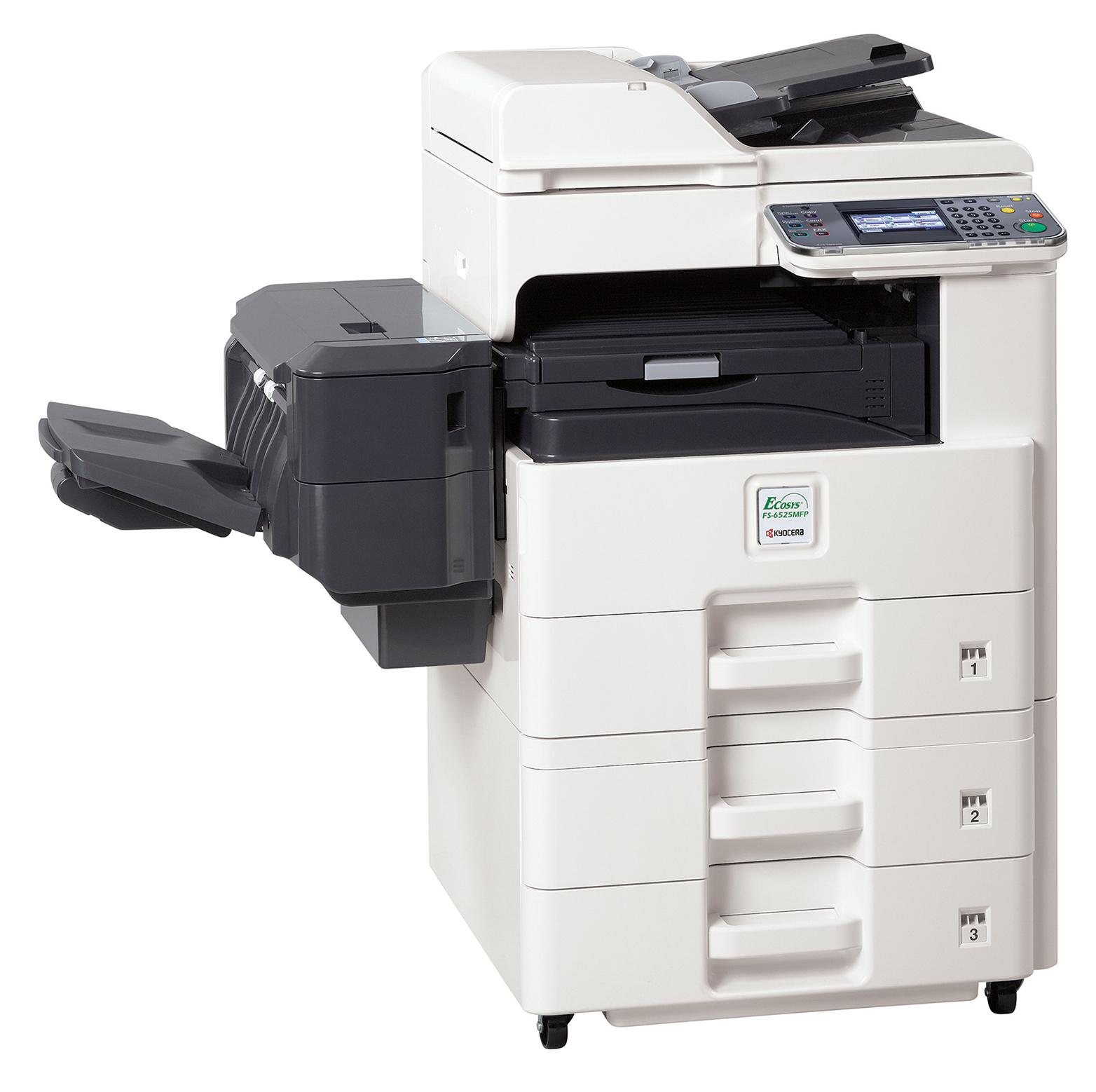 Kyocera FS6525MDp image